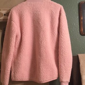 Fila Sweaters - Super soft Light pink jacket